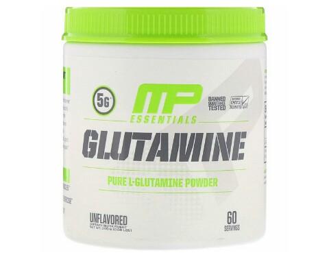MusclePharm USA Glutamine Essentials (300 g) в Украине и за границу