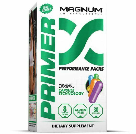 Купить мощные витамины Magnum Primer 30 paks в Украине и отправка за границу. Мульти-концентрированный комплекс витаминов.