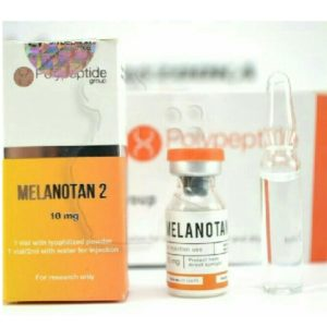 Купить Polypeptide Group Melanotan-2 (10 mg) | Меланотан 2 с водой для инъекций в Украине и отправка за границу, в интернет магазине Greens & Vitamins