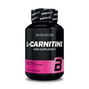 BioTech USA L-Carnitine 1000 mg 30 tablets
