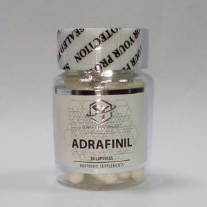 Купить Адрафинил (производная модафинила) Special Force Pharm USA Adrafinil 300 mg, 30 capsules в Украине и отправка за границу. На Greens & Vitamins.