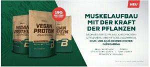 Купить протеин (белок) для веганов в Украине и с отправкой за границу