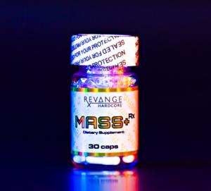 Купить лучший активатор для набора массы Revange mass+ rx