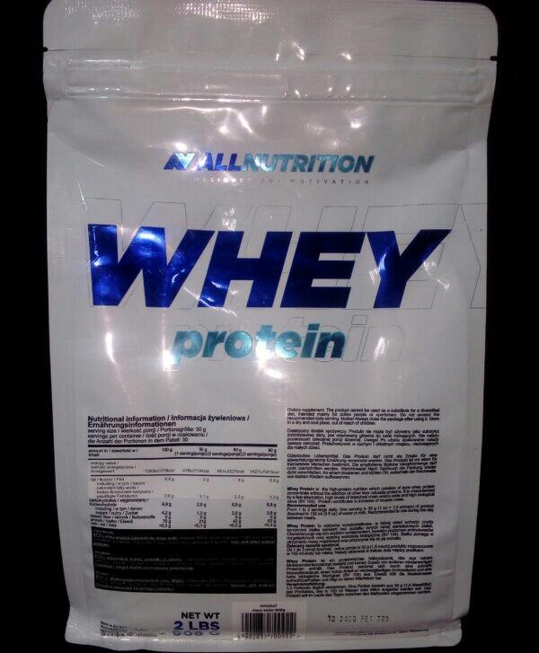 Купить Allnutrition EU Whey Protein 908 g