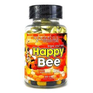 Купить (пирацетам) Revange Nutrition Happy Bee - лучший ноотроп!