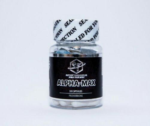 Купить прогормон Special Force Pharm Alpha-Max 30 caps в Украине и отправка за границу. В интернет магазине Greens & Vitamins.