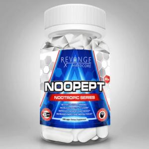 Купить ноопепт REVANGE NUTRITION NOOPEPT RX 100 CAPS в Украине и отправка за границу. В интернет магазине Greens & Vitamins.