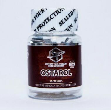 Купить Остарин Special Force Pharm OSTAROL (Ostarine MK-2866) 25 mg 30 caps в Украине и за границу. На Greens & Vitamins.