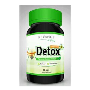 Detox лучший препарат для печени и очистки организма