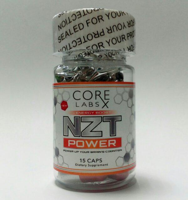 Купить ноотроп НЗТ Core Labs Nootrop NZT Power Energy Boost 15 caps в Украине и отправка за границу. В интернет магазине Greens & Vitamins.