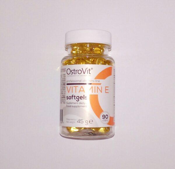 Купить витамин Е в Украине