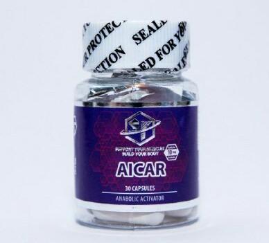 Купить Айкар Special Force Pharm AICAR 10 mg 30 caps в Украине и доставка за границу. В интернет магазине Greens & Vitamins.