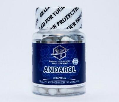 Купить SARMs Андарин Special Force Pharm ANDAROL (S-4) 25 mg 30 caps в Украине и отправка за границу. В интернет магазине Greens & Vitamins.