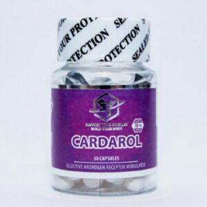 Купить Кардарол Special Force Pharm CARDAROL (GW-501516) 10 mg 30 caps в Украине и отправка за границу. В интернет магазине Greens & Vitamins.