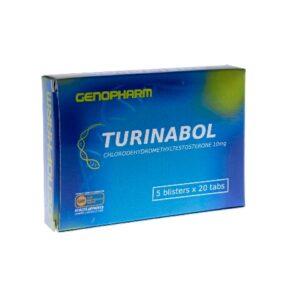 Купить туринабол (турик) лучший стероид для спорта Genopharm Turinabol 10 mg 100 tabs в Украине и отправка за границу. На Greens & Vitamins.