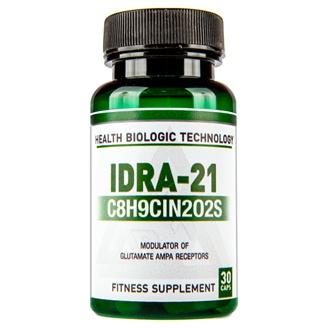 Купить NANO ноотроп Health Biologic Technology Nootrop IDRA-21 10 mg 30 cap в Украине и отправка за границу. В интернет магазине Greens & Vitamins.