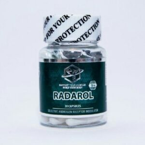 Special Force Pharm SARMs RADAROL (RAD-140) 10 mg 30 caps
