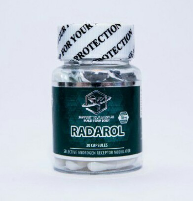 Special Force Pharm SARMs RADAROL (RAD-140) 10 mg 30 caps