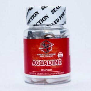Купить Аккадин Special Force Pharm SARMs Accadine (AC - 262) 10 mg 30 caps в Украине и отправка за границу. На Greens & Vitamins.