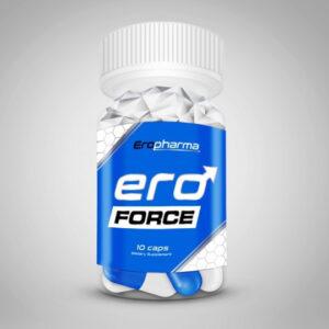 Самый сильный сексуальный стимулятор! Лучший препарат для потенции и сексуальной силы! CORE LABS Eropharma EROFORCE 10 caps