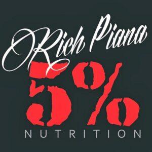Спортивное питание Ричи Пиано