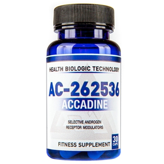 Accadine Health Biologic Technology (Belgium) SARMs Аккадин (Sarmastol, AC-262536) 5 mg 30 caps купить в Украине и отправка за границу.