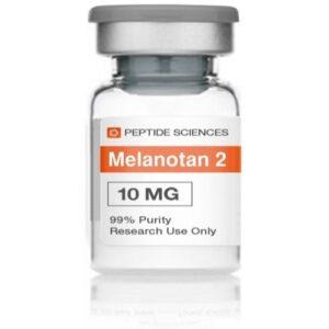 Peptide Sciences Melanotan 2 (10mg)
