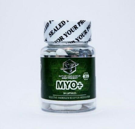 Купить САРМ юк-11 для роста мышечной массы Special Force Pharm SARMs MYO+ (YK-11) 10 mg 30 caps в Украине и отправка за границу