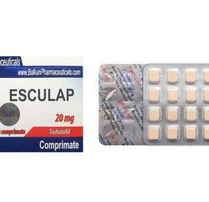 Заказать препарат продолжительного действия для улучшения сексуальных функций Тадалафил Balkan Pharmaceuticals Esculap (Tadalafil) в Украине и за границу.