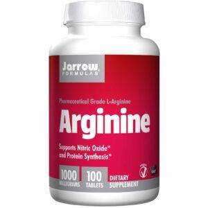 Jarrow Formulas Arginine 1000 mg 100 tab