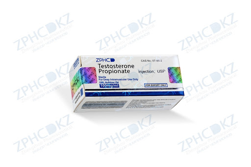 Купить Тестостерон Пропионат высокого качества от проверенного бренда ZPHC Testosterone Propionate фл. 10 ml (100 mg/ml) в Украине